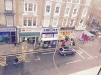 Nice large Single room Notting Hill All includid shar the flat With 1 person .