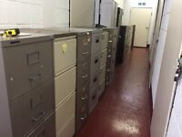 3 & 4 Drawer Filing Cabinets from just £15 to £40