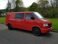VOLKSWAGEN T4 2.5TDI LWB swap for WHY