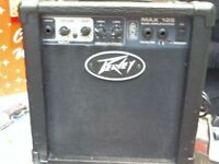 PEAVY MAX 126 BASS AMPLIFIER