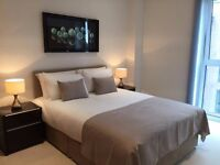 Fully furnished brand new 3 bed in Kidbrooke Village, inc resident gym, pool and cinema.