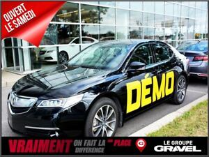 2015 Acura TLX Elite DEMO GPS CAMERA BLUTOOTH CUIR TOIT OUVRANT