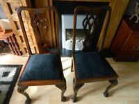 4 Chippendale Chair