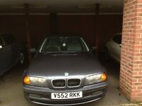 BMW 318i 1999 1.9 Petrol - Good condition