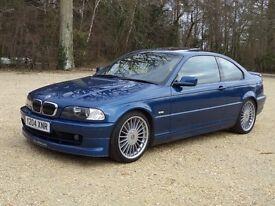 BMW B3 Alpina, Ltd Edition E46 Not M3 Individual spec, Just serviced, A1 condition