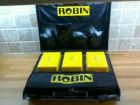Robin electrical test equipment £100.00
