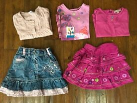 Girls clothes bundle 2-3 years. 18 items including Next