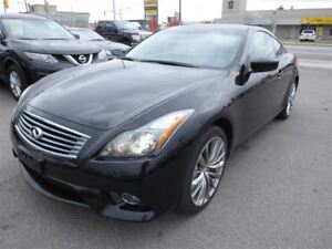 2012 Infiniti G37X Sport & LEATHER & SUNROOF & BACK UP CAM