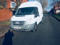 FORD TRANSIT 07 REG 2.2L MWB HIGH TOP
