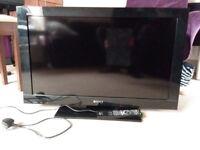 """32"""" Sony 1080p TV"""