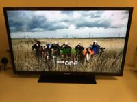 MODERN 32 INCH JMB TV WITH FREEVIEW AND 6 MONTHS WARRANTY, FREE DELIVERY