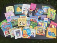 Large Bundle of Children's Books, over 50 in total