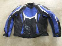 """Men's motorbike jacket Oxford Melbourne Waterproof 3XL / 48"""""""