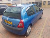renault clio (cash only )(no delivery)