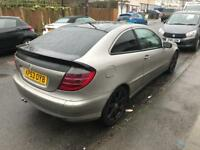 Mercedes Benz C220 CDI AUTOMATIC **P/X WELCOME/SWAPS**