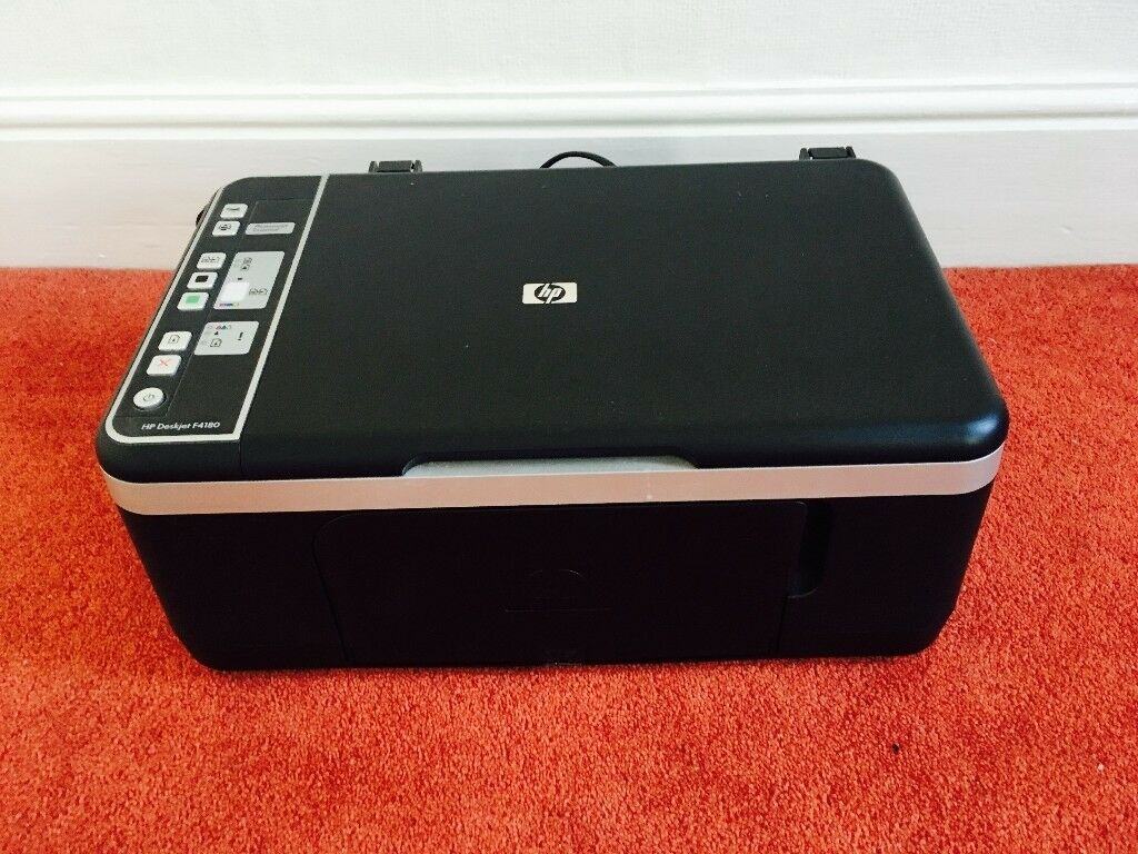 Printer Scanner HP Deskjet F4180