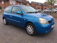 2004 Renault Clio 1.2 MOT January 2018! Service History! Low Insurance Group! DRIVE AWAY TODAY!!