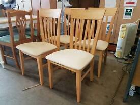 Modern dining chair set (4 chairs)