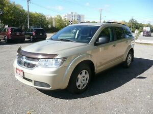 2010 Dodge Journey SE 7 PASSENGER LOW KM'S REMOTE STARTER