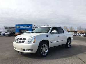 2011 Cadillac Escalade EXT Base