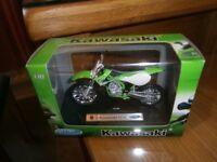 KAWASKI Model Motorbike