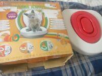 Litter kwitter cat toilet training