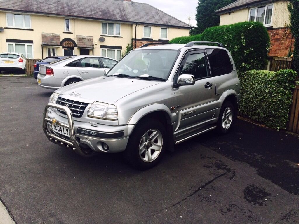 Suzuki Grand Vitara 2004 3door With Very Low Milage In St Helens Merseyside Gumtree