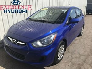 2013 Hyundai Accent FACTORY WARRANTY | GREAT FUEL ECONOMY | AC +