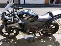 Honda cbr 125cc for swaps only