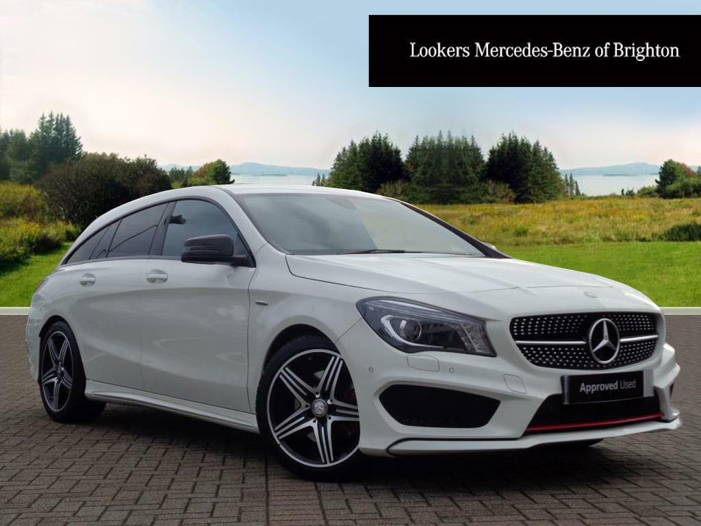 mercedes benz cla cla 250 4matic amg white 2016 03 10 in portslade east sussex gumtree. Black Bedroom Furniture Sets. Home Design Ideas