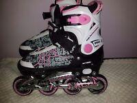 Rollers for girl regular size 33-36