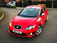 SEAT Leon 2.0 TDI FR+ DSG 5dr 2012 Finance Available