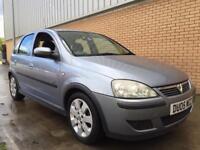 2005 Vauxhall Corsa 1.2 SXI Twinport 5dr Hatchback * M.O.T APRIL 2018 * 2 PREVIOUS OWNERS *