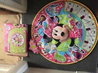 Minnie Mouse piano musical play mat