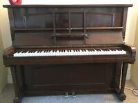 Steck Classic Upright Piano from Barker Piano Co. Ltd.