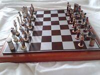Egyptian Ramsis II Chess Set