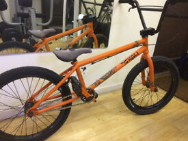 WeThePeople Trust BMX Bike in Matt Orange