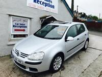 GOLF TDI SE 5 DOOR HATCHBACK £1995!!