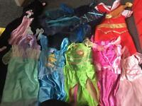 8 dressing up dresses / outfits age variety of ages