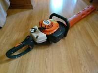 stihl HS81R 30 inch hedge cutter