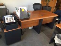 Large set of desks for sale