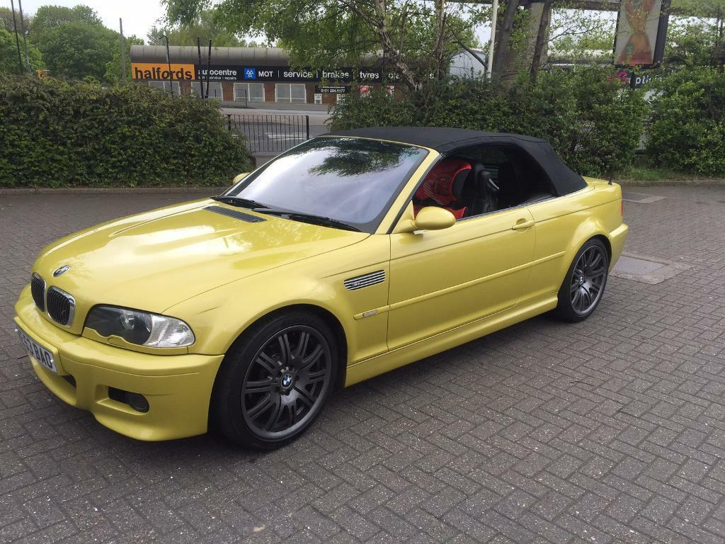 Bmw M3 3 2 Convertible 2004 Cheap In Newcastle Tyne And Wear Gumtree