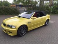 BMW M3 3.2 CONVERTIBLE 2004. CHEAP