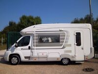 Peugeot Autosleeper Broadway EK - 2011/61 for sale at Kent Motorhome Centre