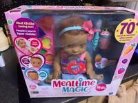 Mealtime magic doll maya NEW