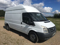 FORD TRANSIT 2.4 TDCI 2008 - LWB / HIGH ROOF - GOOD CONDITION - MOT'D - DRIVES WELL - NO VAT!!!!!