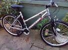 Ladies lightweight aluminium mountain bike in great condition