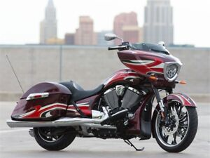 2015 Victory Motorcycles Magnum NESS EDITION