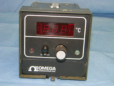 Omega Cn5002j1 Digital Control Thermometer Celsius Type-j Thermocouple