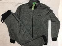 Moncler and Hugo boss tracksuits too quality, all sizes available, grade A material!!